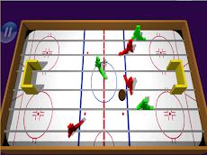 Table Ice Hockey 3dのおすすめ画像2