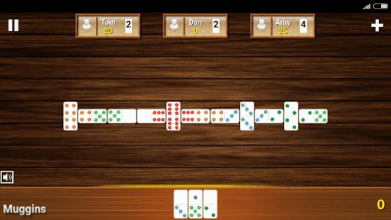 Fives Dominoes 1