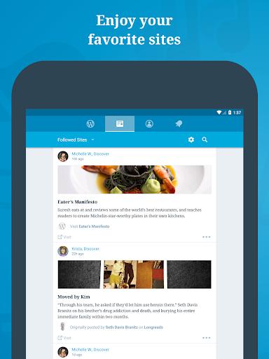 WordPress screenshot 6