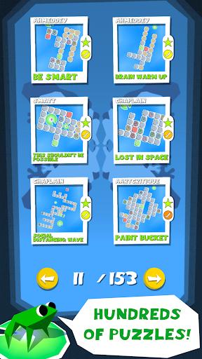 Frog Puzzle ud83dudc38 Logic Puzzles & Brain Training 5.7.2 screenshots 4
