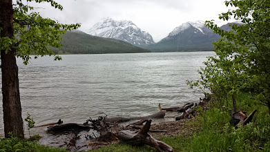 Photo: View of lower Two-medicine Lake