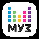 Телеканал МУЗ-ТВ icon