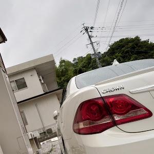 クラウンアスリート GRS200のカスタム事例画像 niyan 【Jun Style】さんの2020年08月11日05:55の投稿