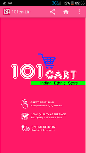 101Cart - Indian Ethnic Store