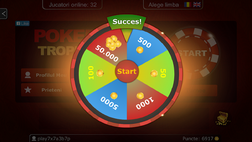 Poker Trophy - Online Texas Holdem Poker 1.4.4 Mod screenshots 2