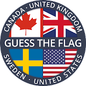 Guess The Flag - USA UK China