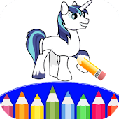 Unicorn Coloring Pages: Kids Coloring & Drawing