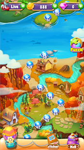 Free Bubble Shooters - náhled
