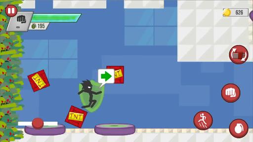 Stickman Zombie Shooter - Epic Stickman Games 1.2.4 screenshots 2