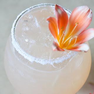 Honey Citrus Cocktail.
