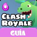 Guía para Clash Royale icon