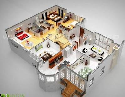 Hauspläne 3d  Erstellen Sie Grundriss 3D – Android-Apps auf Google Play