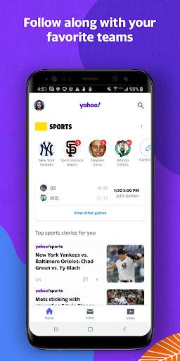 Yahoo - News, Mail, Sports screenshot 4