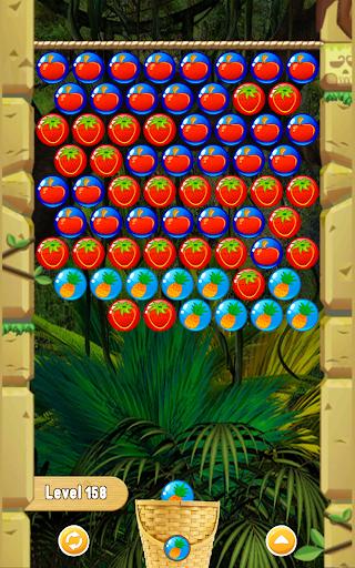 Jungle Bubble Shooter 35.1.10 screenshots 17