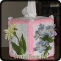Crochet Tissue Box icon