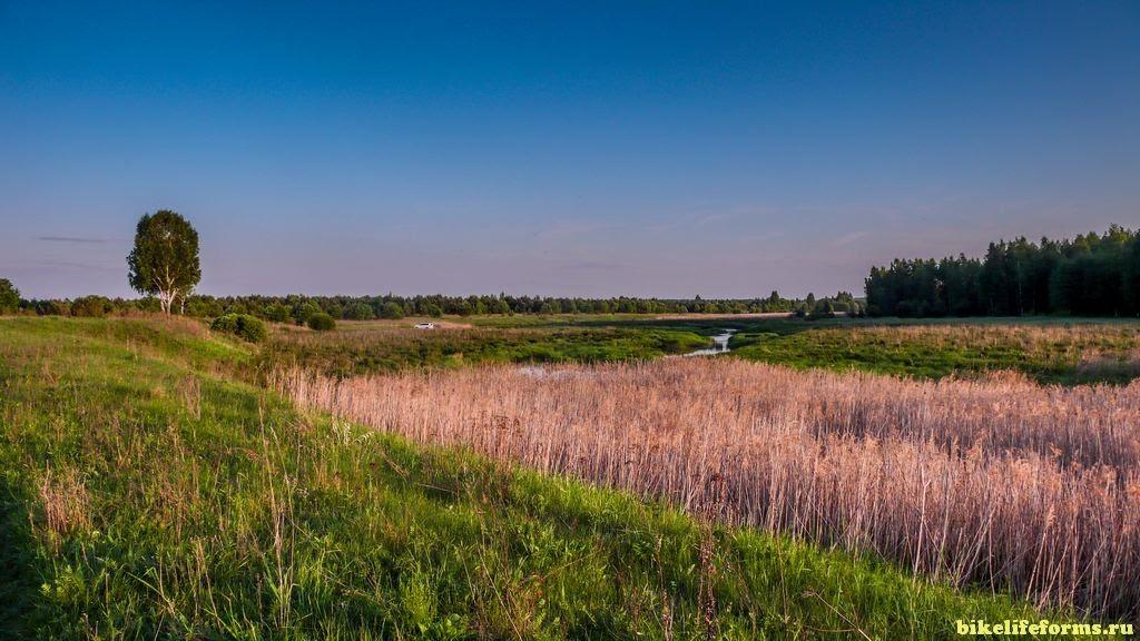река Шостка