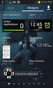 Rainy Music Live Wallpaper screenshot 2