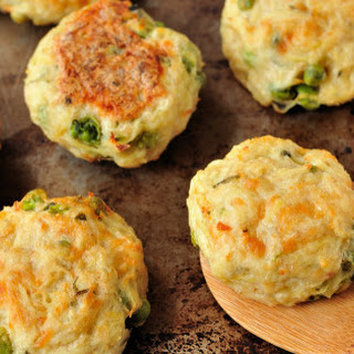 Cheesy Potato Biscuits