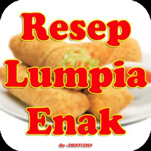 Download Resep Lumpia Enak for Windows Phone apk screenshot 1