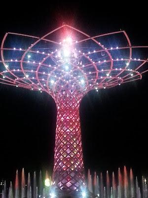 albero della vita di tiz