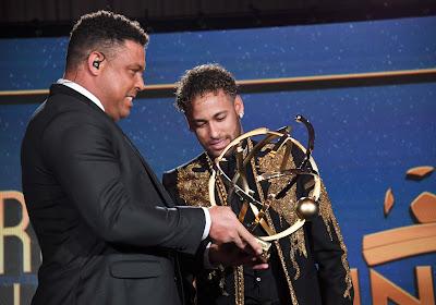Ronaldo a répondu à Neymar