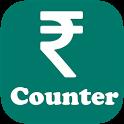 Money Counter India (INR) icon