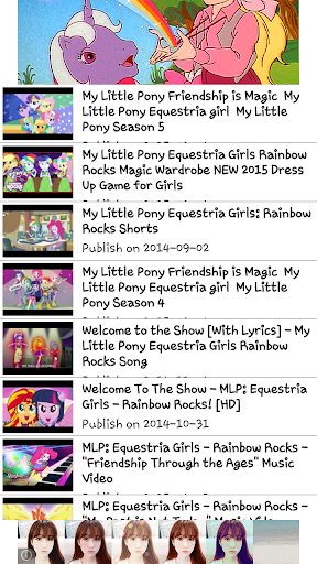 My Collection Of Pony Fan