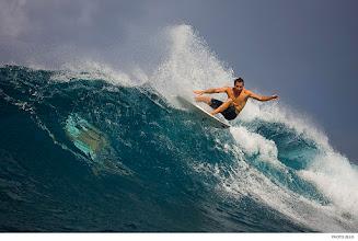 Photo: Tom Whitaker, Puerto Rico. Photo: Ellis