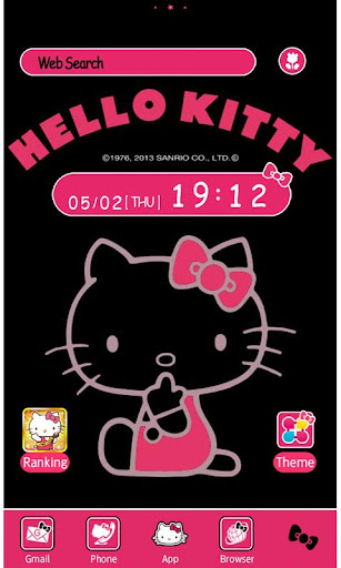 Hello Kitty Launcher Home Apk Download Apkpure Co