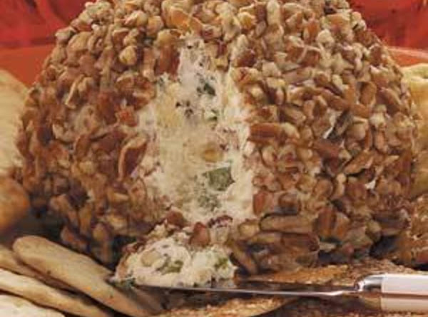 Pineapple Pecan Cheese Ball Recipe