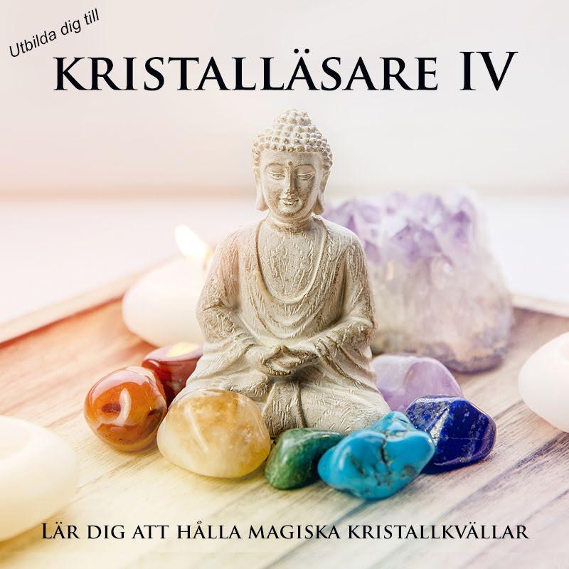 Utbildning till kristalläsare: kurs 4