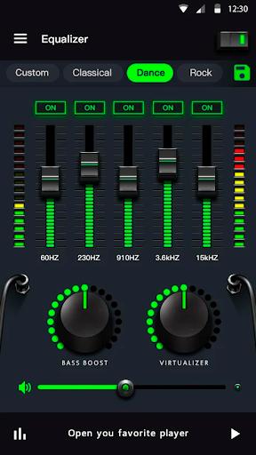 Volumen Booster Pro screenshot 1