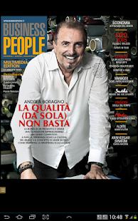 Business People Magazine - screenshot thumbnail