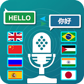 Voice Translator : Translate voice, picture, text