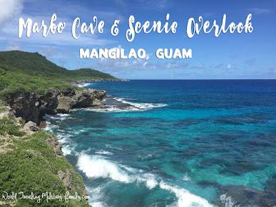 Marbo Cave & Scenic Overlook - Mangilao, Guam
