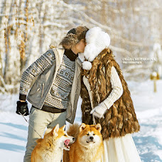 Wedding photographer Olga Chupakhina (byolgachupakhina). Photo of 01.02.2016