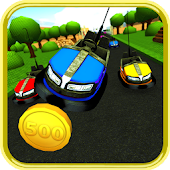 bumper cars 60 seconds runner