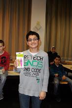 Photo: Sneldamtoernooi DCIJ jeugd 28-12-2012