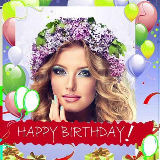 Happy Birthday Photo Frame HD (app)
