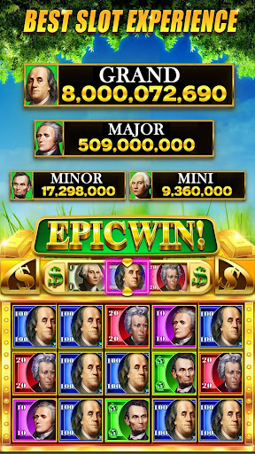Screenshot for Link It Rich! Hot Vegas Casino Slots FREE in United States Play Store