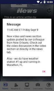 Hurricane Impact - náhled