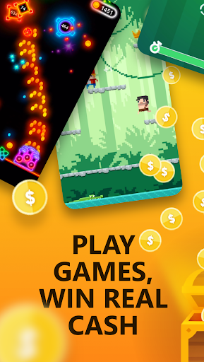 GAMEE - Free games, WIN REAL CASH! apkmartins screenshots 1