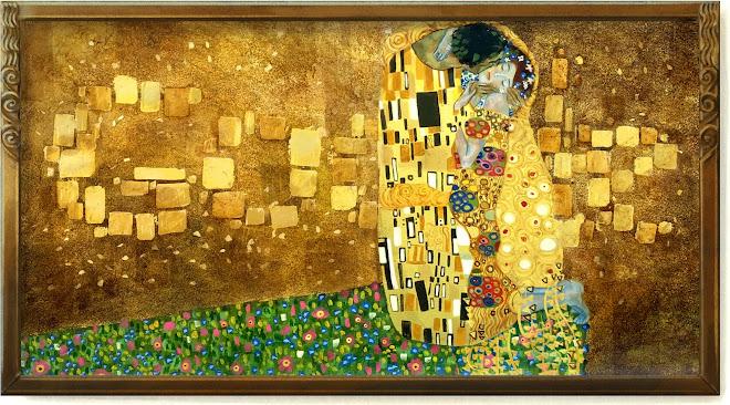 Gustav Klimt on Google Doodle