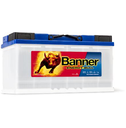 St./förb.batteri Banner EB100Ah---
