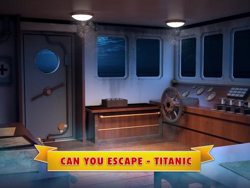 Can You Escape - Titanic 1.0.7 screenshots 1