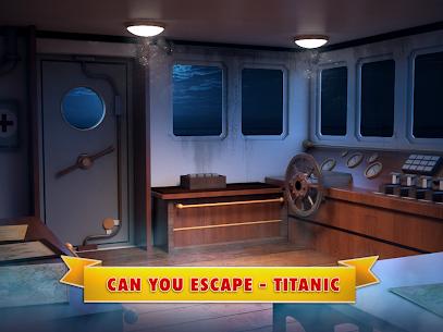 Can You Escape – Titanic 1.0.7 APK Mod Updated 1