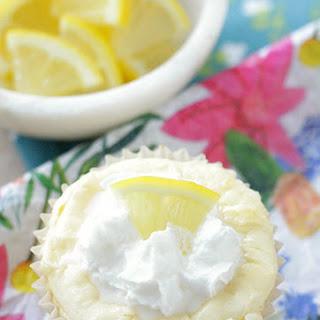 White Chocolate Lemon Cheesecakes Recipe