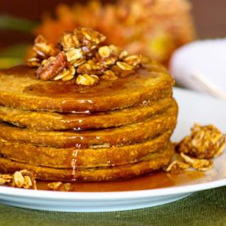 Healthy Pumpkin Pancakes Recipes