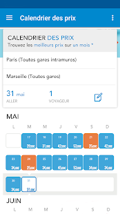 Voyages-SNCF Screenshot 7