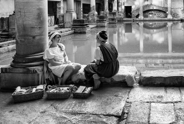 Salto nel tempo alle terme..... di Gianluca Presto
